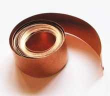бронзовая лента